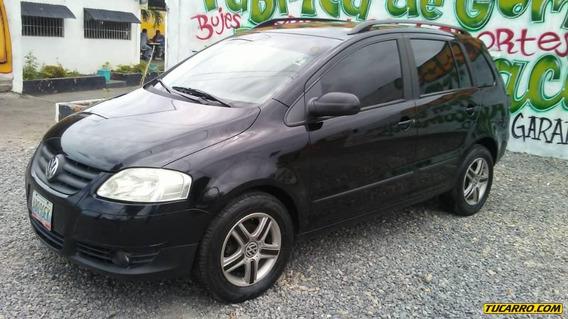 Volkswagen Spacefox .