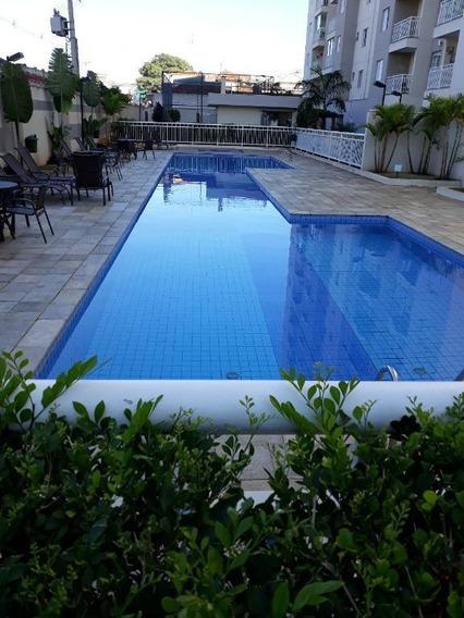 Apartamento Com 2 Dormitórios À Venda, 48 M² Por R$ 310.000 - Vila Industrial - Campinas/sp - Ap5513
