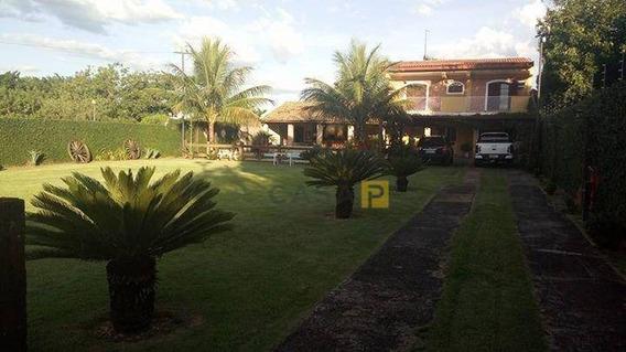Chácara Com 2 Dormitórios À Venda, 1000 M² Por R$ 750.000 - Parque Mangueira - Americana/sp - Ch0016