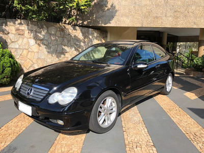 Mercedes C 230 Kompressor Coupe Sport 2003