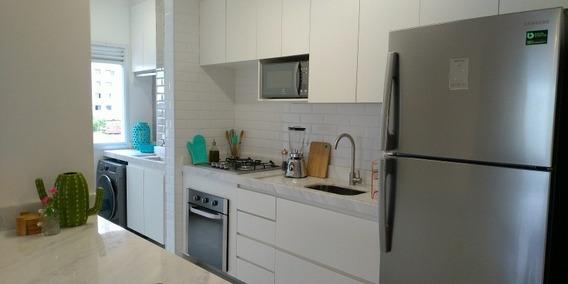 Completo E Mobiliado - Apartamento Pronto - Baeta Neves, Sbc