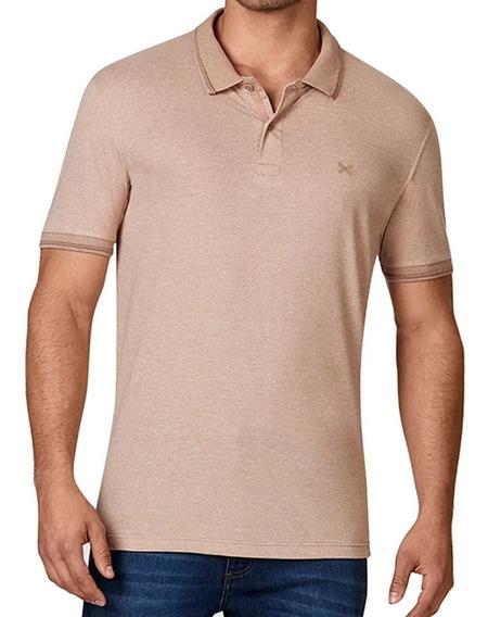 Camisa Polo Hering Básica - Masculina Em Malha De Algodão