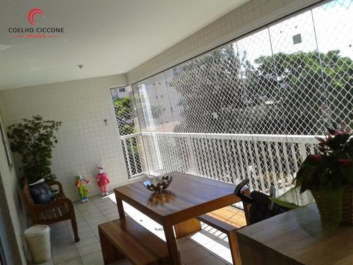 Imagem 1 de 15 de Apartamento Em Santa Maria - Sao Caetano Do Sul - V-4504