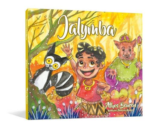 Imagem 1 de 5 de Jalymba - Athos Beuren (rpg Livro-jogo Infantil)