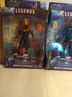 Muñecos Superheroes Y Villanos Modelos Recien Llegados.