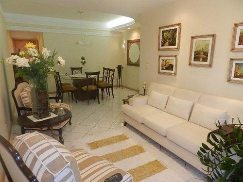 Apartamento 4 Quartos Sendo 2 Suítes, Mobiliado Na Rua Desembargador Augusto Botelho - Praia Da Costa Es - Dni130