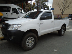 Toyota Hilux 2.5 Cab. Simples 4x4 2p Ano: 2011/2011