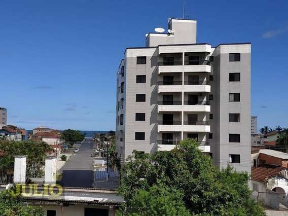 R$ 48 Mil De Entrada + Saldo Super Facilitado. Apartamento Com 2 Dormitórios À Venda Por R$ 290.000 - Solemar - Praia Grande/sp - Ap0939