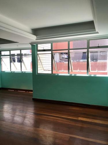 Imagem 1 de 20 de Excelente 03 Quartos + Dependência, 02 Vagas Em Boa Viagem Próximo Ao Recife Flat - Ap00059 - 67809708