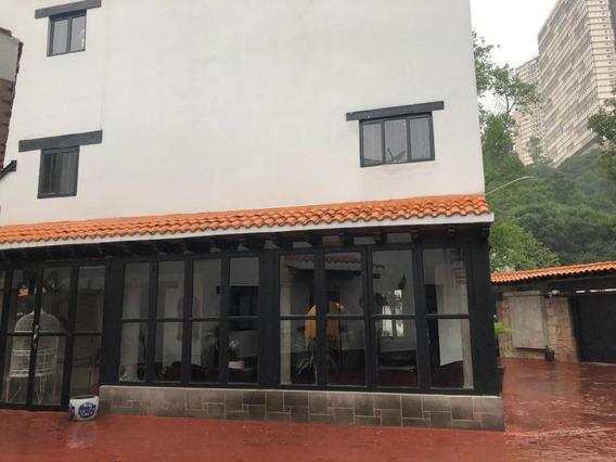 Casa En Renta Lomas Anahuac