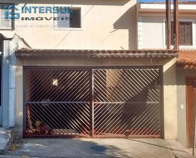 Casa Para Venda, 3 Dormitórios, Vila Campo Grande - São Paulo - 10643