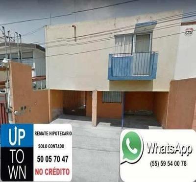 Casa En Remate Hipotecario Barrio De Santiago/s.l.p (7459)