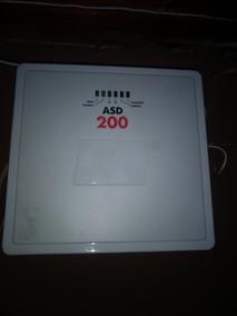 Kit Alarme Residencial Jfl Asd 200 Dois Sensores
