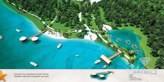 Lotes A Partir De 600 M² No Condomínio Caribe Golf & Spa - Te0015