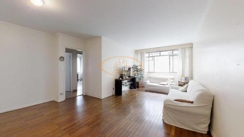 Apartamento  Com 2 Dormitório(s) Localizado(a) No Bairro Higienópolis Em São Paulo / São Paulo  - 17688:925311