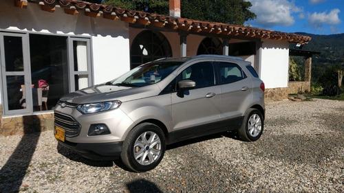 Ford Ecosport Titanium Aut.