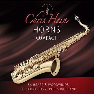 Chris Hein Horns Compact Metales Cumbia Salsa Jazz Kontakt