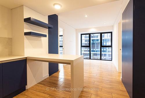 Imagen 1 de 6 de Renta Apartamento 2 Habitaciones En Zona 4