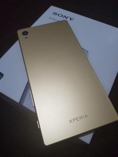 Celular Sony Xperia Z5 E6653 32 Gb 3gb 23 Mp Dourado