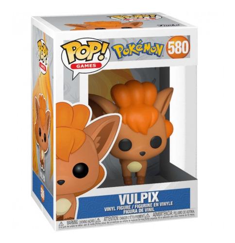 Imagem 1 de 3 de Boneco Funko Pop! Pokémon - Vupix