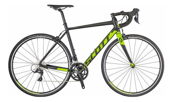 Bicicleta Scott Speedster 30 Shimano Aluminio Carbono