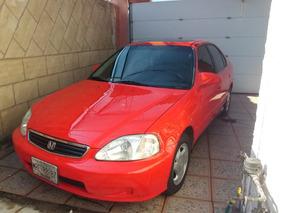 Honda Civic Ex-r Sedan At 1999