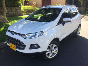 Ford Ecosport At Full