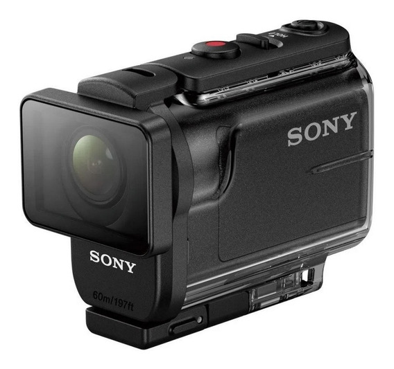 Filmadora Sony Hdr As50 Action Cam Wi Fi Case A Prova D
