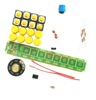 Ne555 Peças Componentes Eletrônicos Órgão Elétrico Módulo De