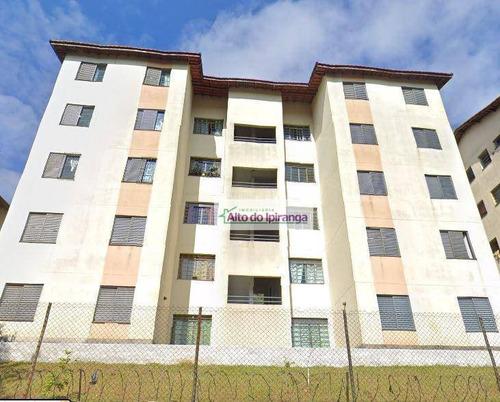 Apartamento Com 2 Dormitórios À Venda, 43 M²  - Serraria - Diadema/sp - Ap5058