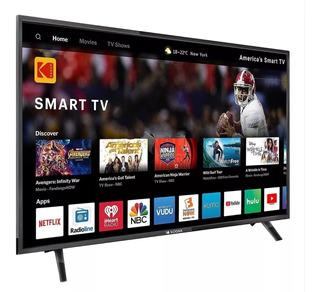 Smart Tv Kodak 55 Pulgadas 4k Uhd Netflix 55sv1000 18 Cuotas