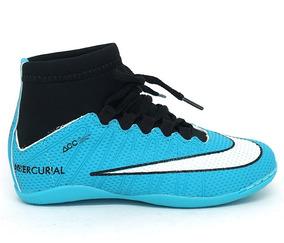 3acb7f6887 Chuteira Nike Cano Alto Infantil - Chuteiras Nike no Mercado Livre ...