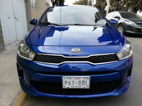 Kia Rio 2018 Lx Hatchback Precioso!