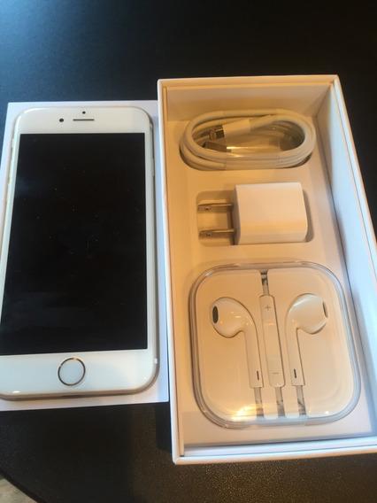 iPhone 6 Dorado 16gb Liberado