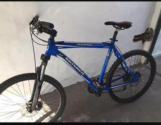 Bicicleta Skinred. Rodado 26. Freno A Disco. Impecable