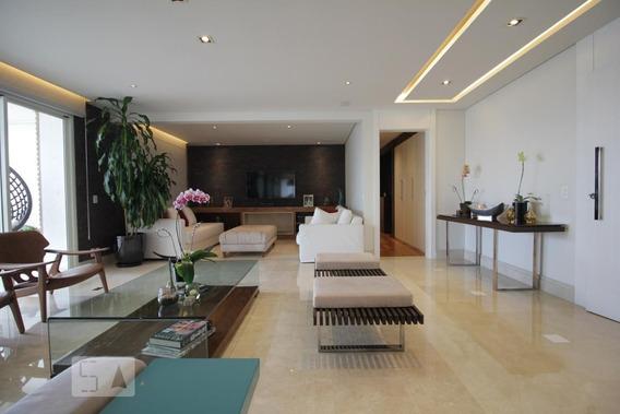 Apartamento No 25º Andar Com 4 Dormitórios E 4 Garagens - Id: 892983293 - 283293