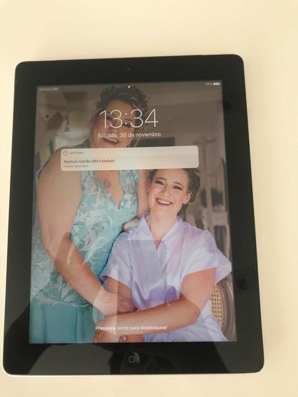 iPad 4 16gb Prata