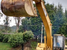 Excavadora Caterpillar 320.bl, Año 1999