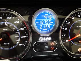 Maxsym 400 Branca C/ Km Baixa-toda Revisada Super Conservada
