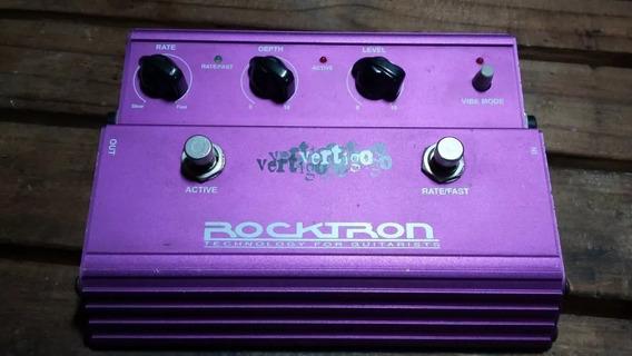 Pedal Rocktron Phaser Vertigo Vibe Vibrato Rotovibe