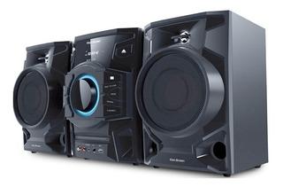 Minicomponente Ken Brown Dx540 Dvd Cd Usb Am Fm 30w Rms