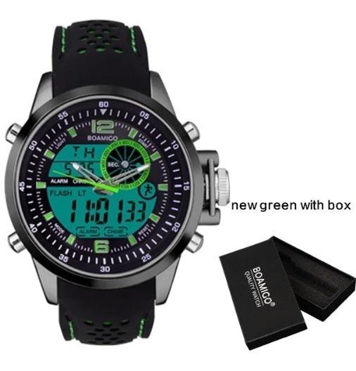 Relógio Esportivo Digital E Analógico F533 Frete Gratis