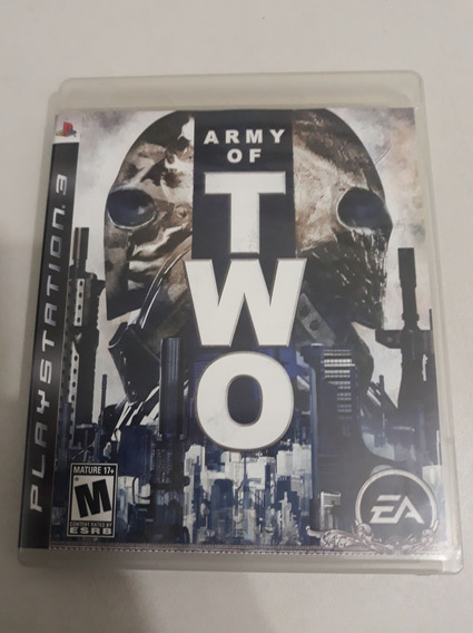 Army Of Two Ps3 Midia Física