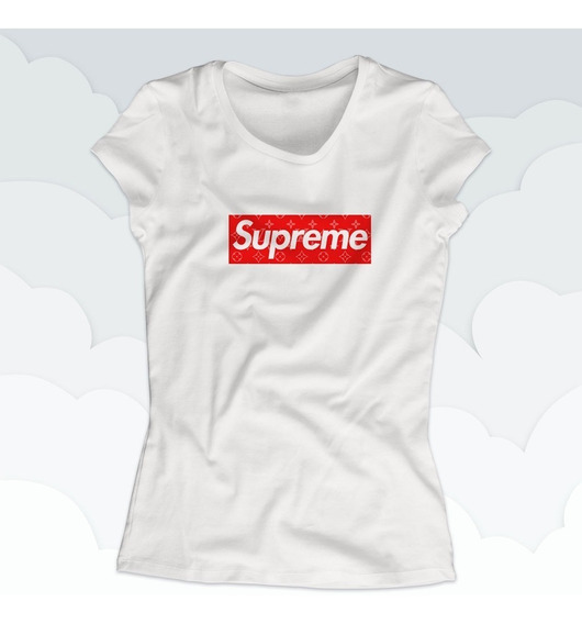 Playera Supreme Mickey Mose Clasico Hip Hop