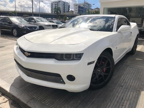 Chevrolet Camaro 2014 Full Clean Sun Roof Camara Piel