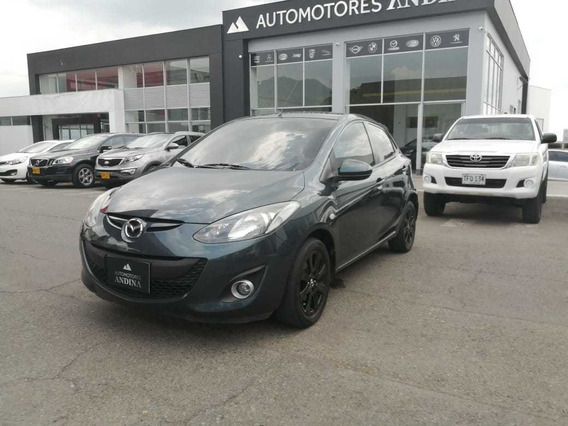 Mazda 2 Hatch Back Automatica 2012 1.5 Fwd 395
