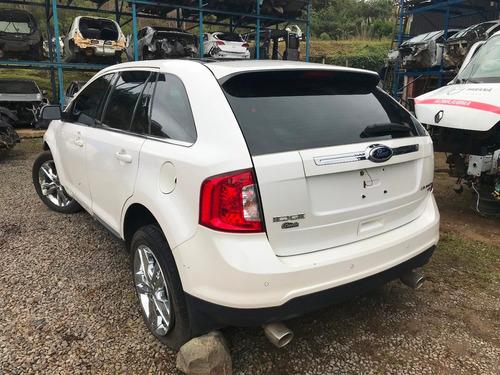 Sucata Ford Edge 2013 3.5 V6 - Rs Auto Peças Farroupilha