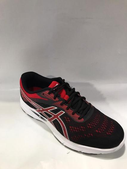 Tênis Asics Gel Excite 6 A Masculino-black/speed Red