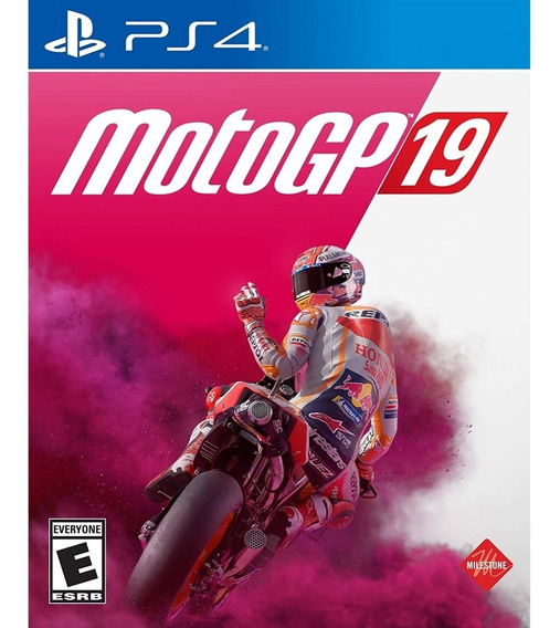 Motogp 19 Xbox One Mídia Física Novo Lacrado Original