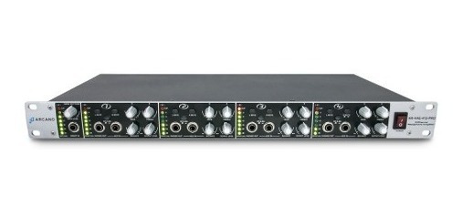 Amplificador Arcano P/ Fones De Sj Ouvido Ar-hae-412-pro